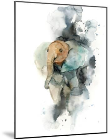 Baby Elephant-Sophia Rodionov-Mounted Art Print