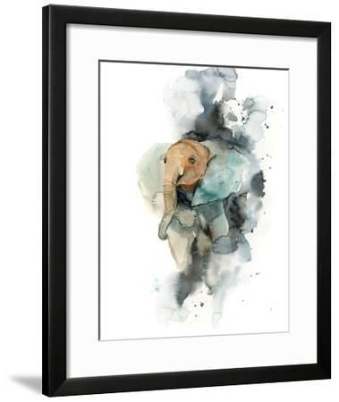 Baby Elephant-Sophia Rodionov-Framed Art Print