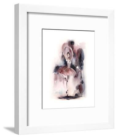 Ballerina Bliss V-Sophia Rodionov-Framed Art Print