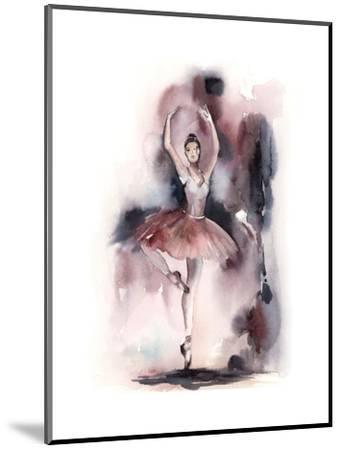 Ballerina Bliss V-Sophia Rodionov-Mounted Art Print