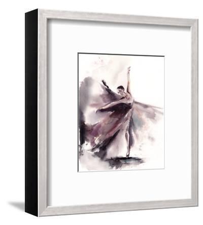 Ballerina Bliss II-Sophia Rodionov-Framed Art Print
