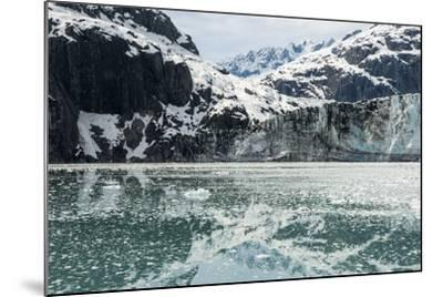 Margerie Glacier, Tarr Inlet, Glacier Bay National Park, Alaska-Jonathan Kingston-Mounted Photographic Print