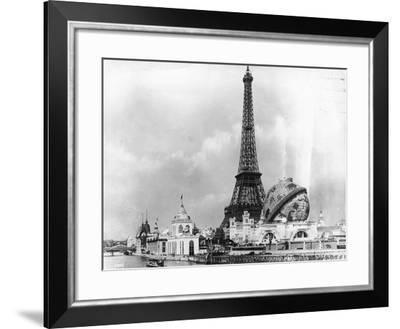 Paris Exhibition-London Stereoscopic Company-Framed Photographic Print