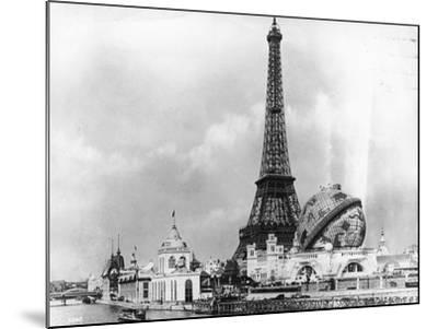 Paris Exhibition-London Stereoscopic Company-Mounted Photographic Print