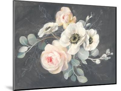 Roses and Anemones-Danhui Nai-Mounted Art Print