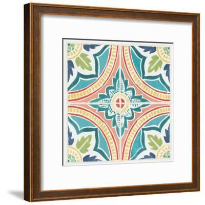 Colorful Journey VIII-Pela Studio-Framed Art Print