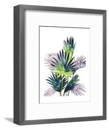 Twilight Palms III-Grace Popp-Framed Art Print
