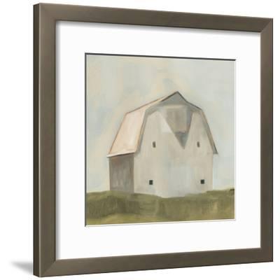 Serene Barn II-Emma Scarvey-Framed Art Print
