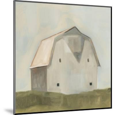 Serene Barn II-Emma Scarvey-Mounted Art Print