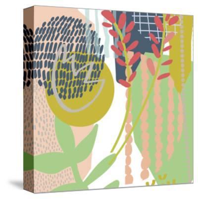Swizzle I-Chariklia Zarris-Stretched Canvas Print