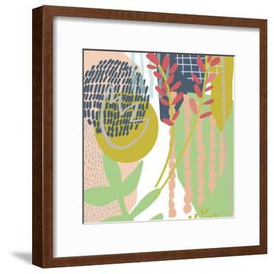 Swizzle I-Chariklia Zarris-Framed Art Print