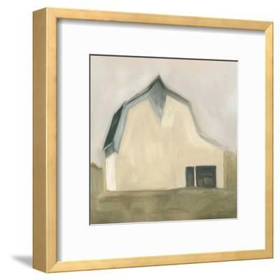Serene Barn IV-Emma Scarvey-Framed Art Print