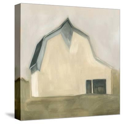 Serene Barn IV-Emma Scarvey-Stretched Canvas Print