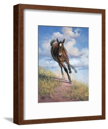 Wild Oats-Jack Sorenson-Framed Art Print