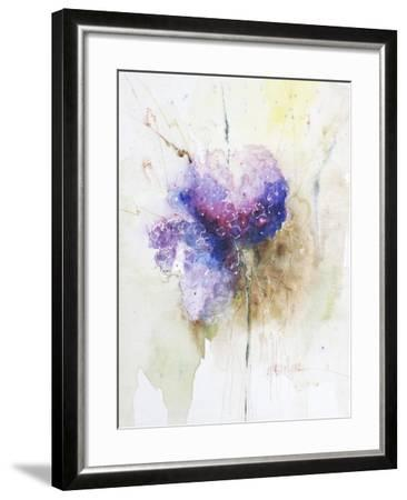 Hortenzzia I-Leticia Herrera-Framed Art Print