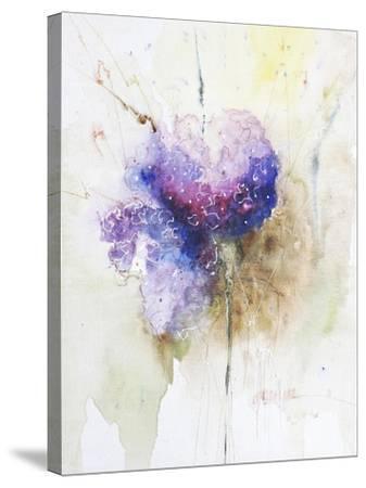 Hortenzzia I-Leticia Herrera-Stretched Canvas Print
