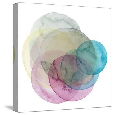 Evolving Planets II-Grace Popp-Stretched Canvas Print