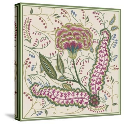 Chintz Composition I-Melissa Wang-Stretched Canvas Print