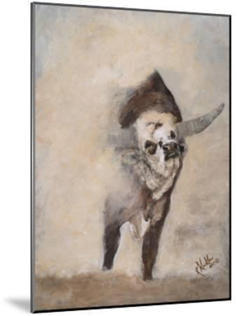 Shake Rattle & Roll III-Kathy Winkler-Mounted Art Print