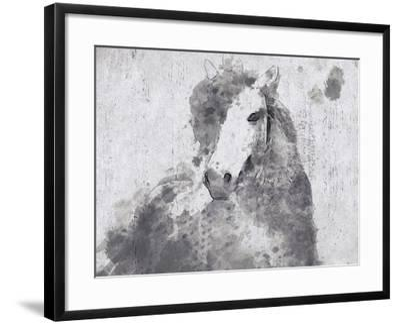Dapple Horse II-Irena Orlov-Framed Art Print