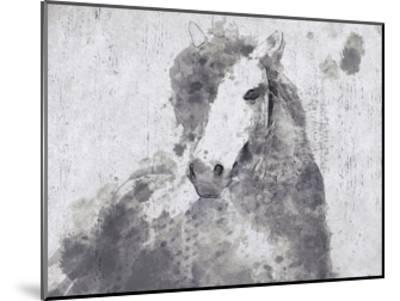 Dapple Horse II-Irena Orlov-Mounted Art Print