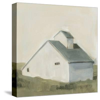 Serene Barn I-Emma Scarvey-Stretched Canvas Print