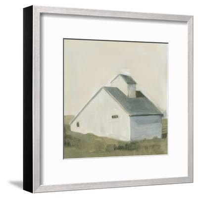 Serene Barn I-Emma Scarvey-Framed Art Print