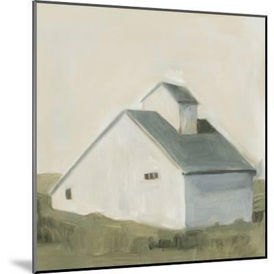 Serene Barn I-Emma Scarvey-Mounted Art Print