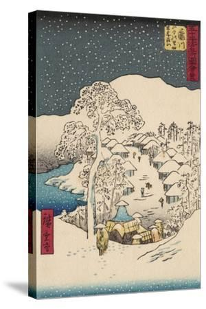 Iconic Japan IX-Unknown-Stretched Canvas Print