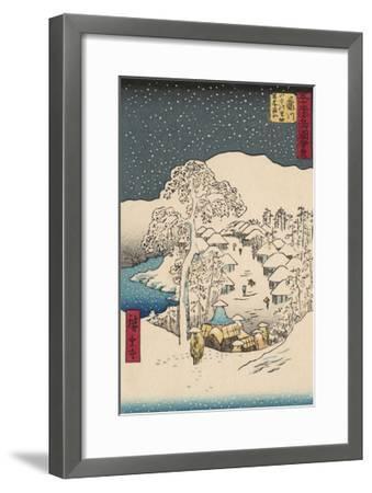 Iconic Japan IX-Unknown-Framed Premium Giclee Print