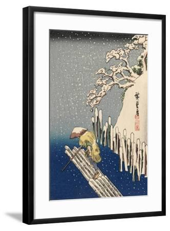 Iconic Japan XII-Unknown-Framed Premium Giclee Print