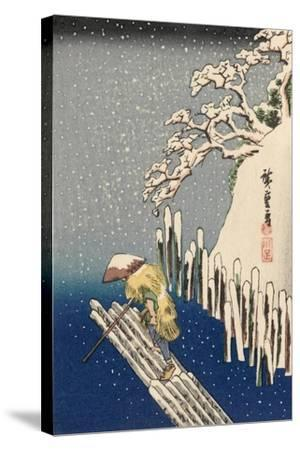 Iconic Japan XII-Unknown-Stretched Canvas Print