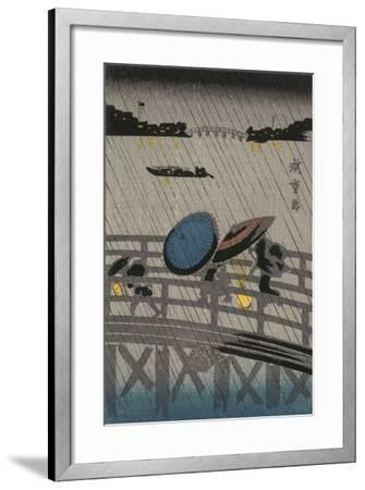 Iconic Japan VII-Unknown-Framed Premium Giclee Print