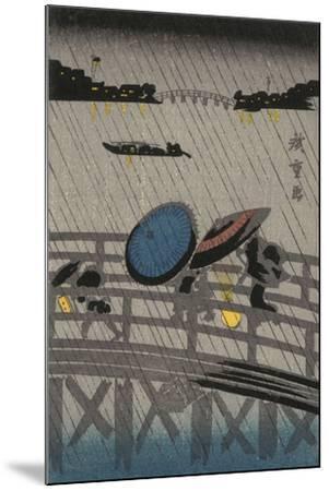 Iconic Japan VII-Unknown-Mounted Premium Giclee Print