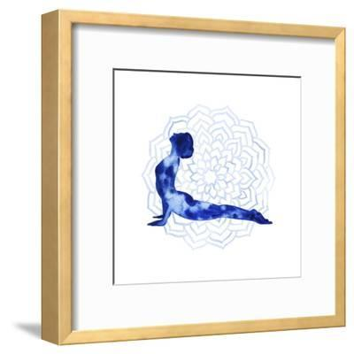 Yoga Flow VI-Grace Popp-Framed Art Print
