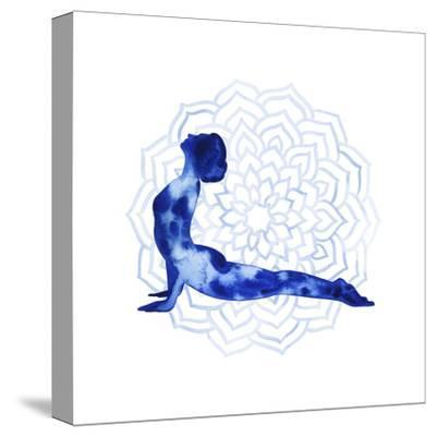 Yoga Flow VI-Grace Popp-Stretched Canvas Print