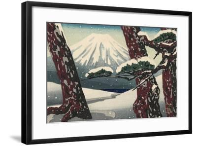 Iconic Japan II-Unknown-Framed Premium Giclee Print