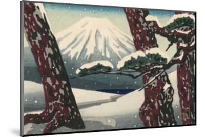 Iconic Japan II-Unknown-Mounted Premium Giclee Print