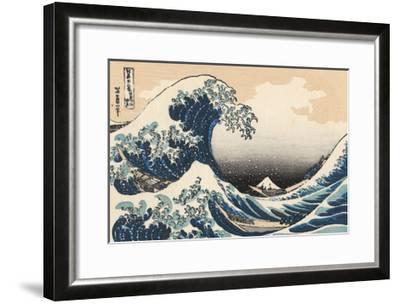 Iconic Japan V-Unknown-Framed Premium Giclee Print