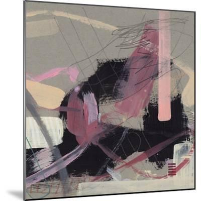 Study 43-Jaime Derringer-Mounted Giclee Print