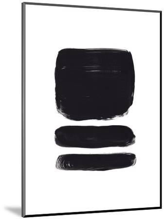Study 40-Jaime Derringer-Mounted Giclee Print