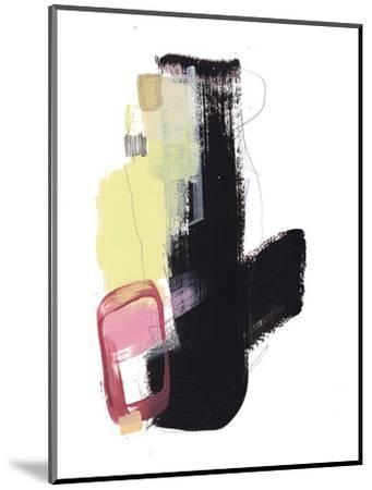 Study 41-Jaime Derringer-Mounted Premium Giclee Print