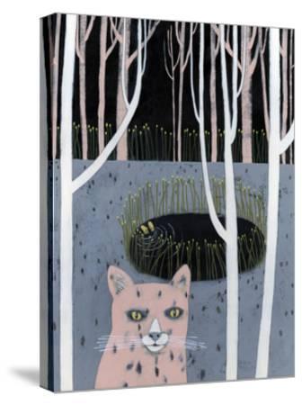 Well-Jennifer Davis-Stretched Canvas Print
