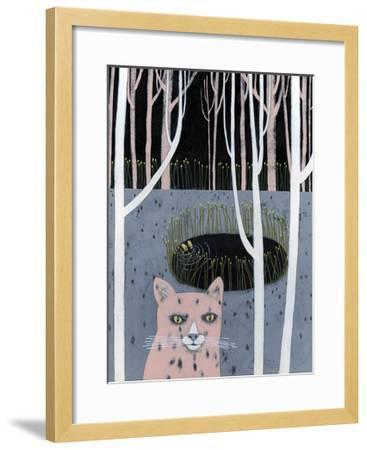 Well-Jennifer Davis-Framed Art Print