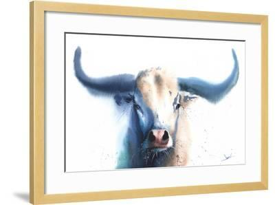 Bull-Eric Sweet-Framed Art Print