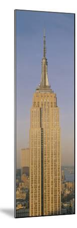 Empire State Building New York NY--Mounted Photographic Print