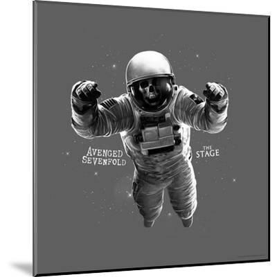 Avenged Sevenfold - The Stage Astronaut Grey--Mounted Poster