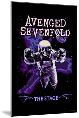 Avenged Sevenfold - The Stage Astronaut Skeleton--Mounted Poster