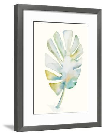 Psychedelic Frond 1-Erin Lin-Framed Premium Giclee Print