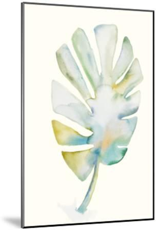 Psychedelic Frond 1-Erin Lin-Mounted Premium Giclee Print
